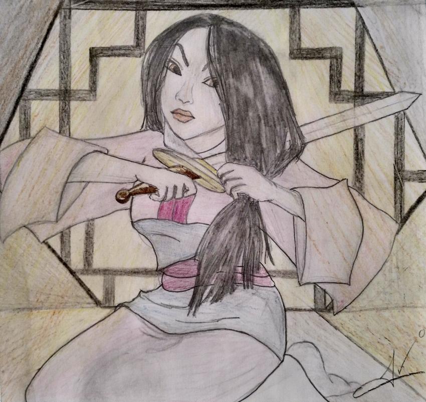 Mulan by Nereaaj